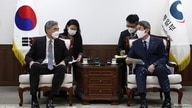 US Special Representative For North Korea Sung Kim meets Unification Minister Lee In-young