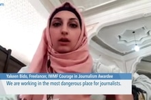 Amid Troll Farms and Crackdowns, Journalists Honored for Courage