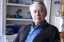Billionaire Chuck Feeney, shown in photo from medalofphilanthropy.org, has given away more $8 billion over the past 38 years.