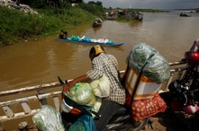 China's Diversion of Upstream Mekong Flows Seen Drying up Southeast Asia