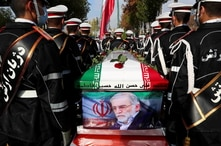 Body of slain top Iranian nuclear scientist to be buried