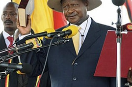As Museveni Sworn in, Questions Raised About Uganda's Demo