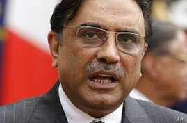 Zardari: Pakistan Played Part in Hunt for bin Laden
