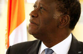 Ouattara Says Force May Be Needed to Remove Incumbent Ivorian Government
