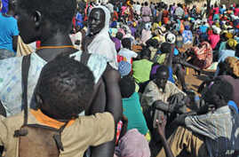 Desperation, Hunger in South Sudan as Refugees Flee Bombs