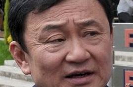 Thailand May Seek Extradition of Thaksin If He Enters US