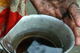 Arsenic Expert: Millions of Indians at Risk