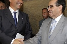 Italy Says No Stalemate in Libya