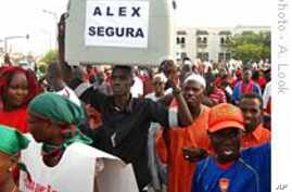 IMF Scandal Continues to Spark Protest In Senegal