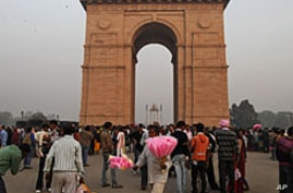 New Delhi Ignores Colonial Past on 100th Anniversary