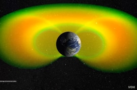 The Van Allen belts around our planet protect life on earth but are a danger zone for spacecraft.