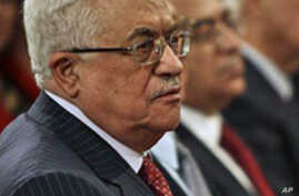 Abbas: Palestinians Serious About Peace Deal