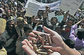 Yemen Protests Escalate After Deadly Attack