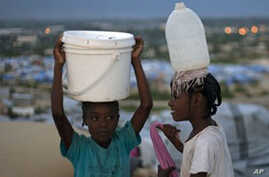 As Cholera Spreads in Haiti, Authorities Expect Disease to Remain for Years