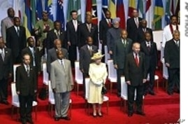 Commonwealth Leaders at their last meeting in Uganda