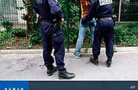 New Report Accuses French Police of Discrimination