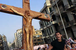 Anger at Egypt's Military Leaders Grows