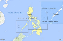Second Thomas Shoal, Philippines