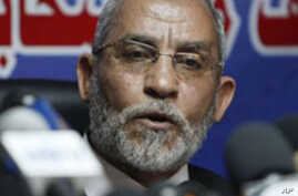 Egypt's Opposition Muslim Brotherhood to Run in Parliamentary Election