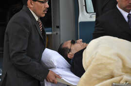 Mubarak Trial - June, 2012
