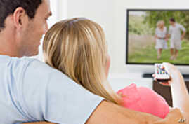 Watching too much TV can have a serious impact on your health.