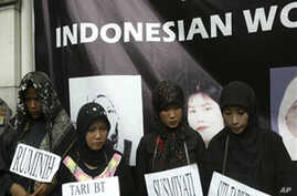 Report Details Severe Abuse of Indonesian Migrant Workers