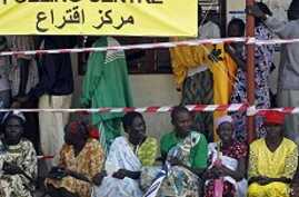 Large Turn Out on First Day of Independence Referendum in S. Sudan