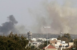 Analysts Debate Success of NATO Mission in Libya