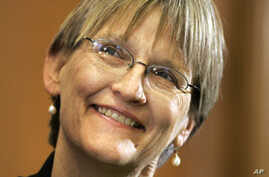 President of Harvard University Drew Gilpin Faust