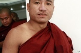 Leading Burmese Monk Detained, Facing Charges