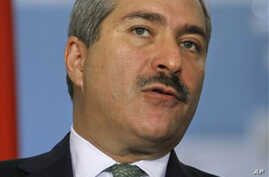 Jordanian Foreign Minister Visits Washington to Discuss Middle East Peace Process