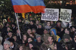 Poor Election Showing by Russia's Ruling Party Creates Hur
