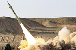 Iran Vows to Boost Missile Arsenal