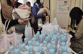 Water, Other Basics Remain in Short Supply in Tokyo