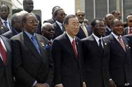 African Union Names Heads-of-State Panel to Deal with Ivory Coast Crisis