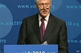 Bill Clinton on HIV/AIDS: Much More Needs to be Done