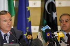 Libya's Provisional Government Gets Support From Italy