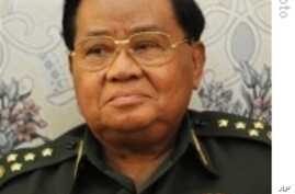 Burma's Ruling General Confirms 2010 Election