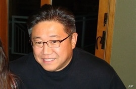 FILE - This 2011 file family photo provided by Terri Chung shows Kenneth Bae. Bae, detained in North Korea for the past nine months, has been hospitalized after losing more than 50 pounds, and the need to bring him home is becoming more urgent, his s