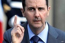 Sanctions, Pressure and Syria's Assad