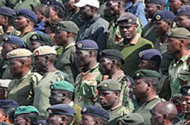 US Ambassador Says Zimbabwe's Army Must Serve People