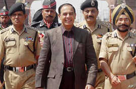 Pakistan Home Secretary Arrives in India for Dialogue