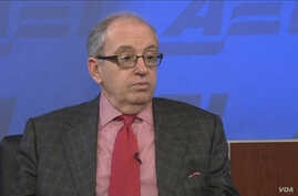 Norman Orenstein, political analyst at the American Enterprise Institute, speaks with VOA in a recent interview.