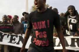 Senegal Youth Mobilize Before Elections