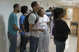 These North Carolina college students are voting for the first time.
