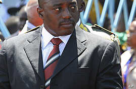 Democratic Republic of Congo's President Joseph Kabila. (f