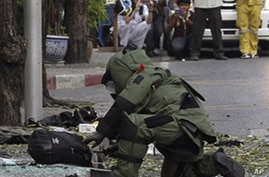 Thailand Searches For More Suspects in Bangkok Blasts