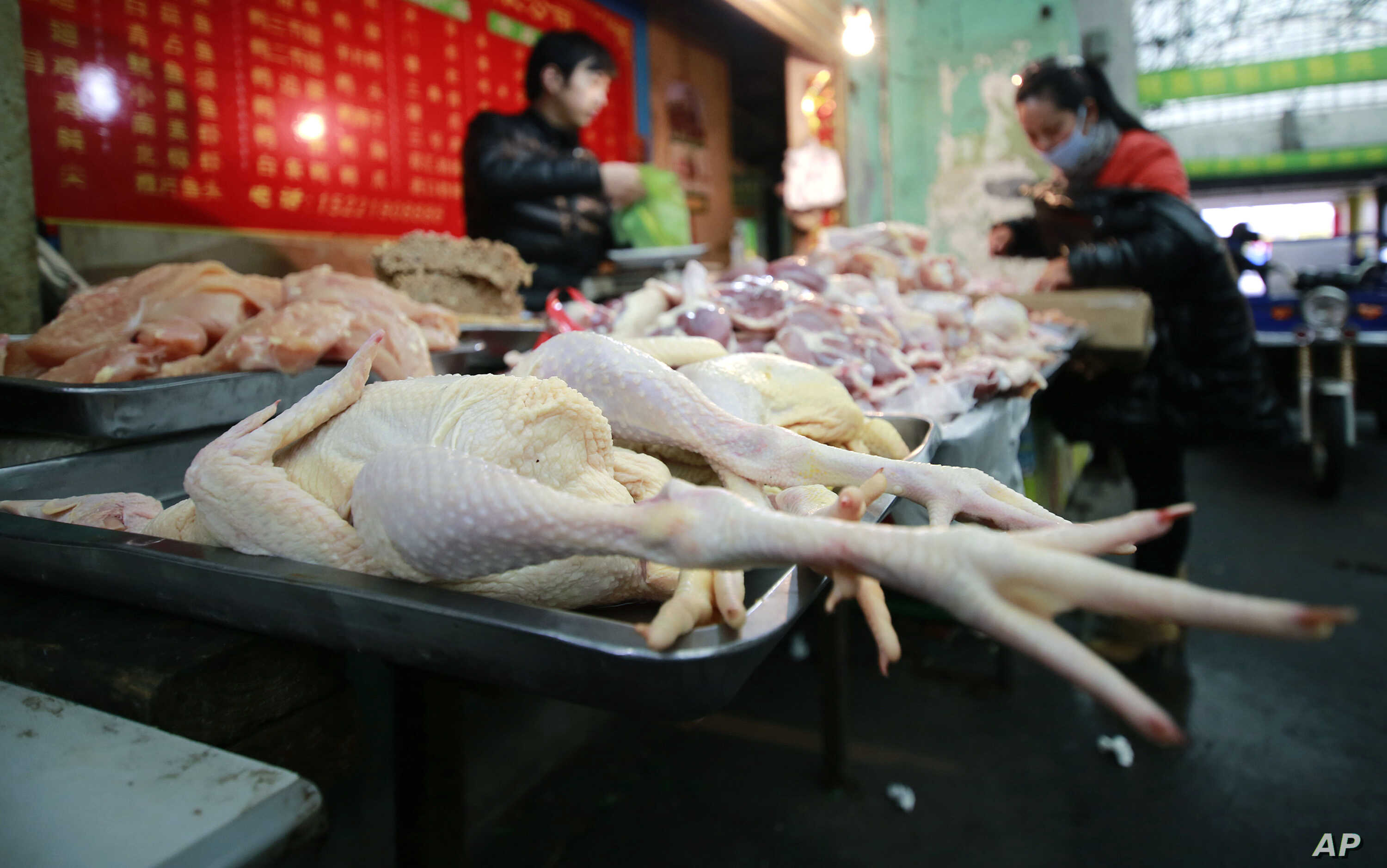 In a worrisome sign, a bird flu in China appears to have mutated so that it can spread to other animals, raising the potential for a bigger threat to people, scientists said, Apr. 4, 2013.