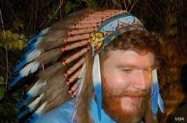 """A non-Native person wearing a Native American war bonnet as a """"fashion accessory"""" is commonly cited as an example of cultural appropriation."""