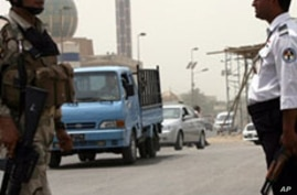 4 Police Officers Killed in Baghdad Shootout